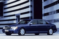 GP Limousine : Maybach 62