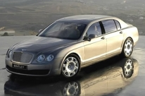 GP Limousine : Bentley